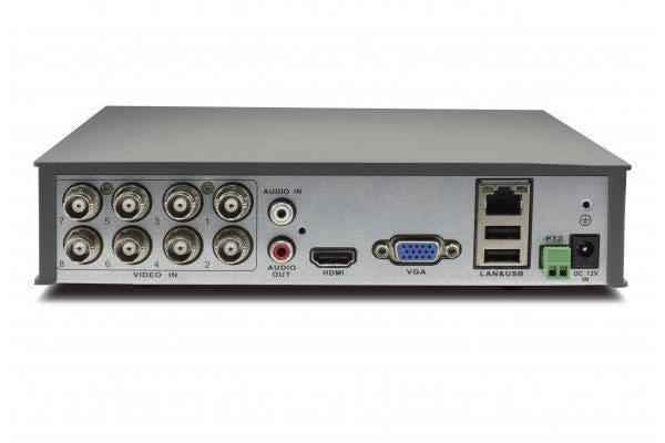 Swann 8 Channel 1080p 2TB DVR (SWDVR-84550H)