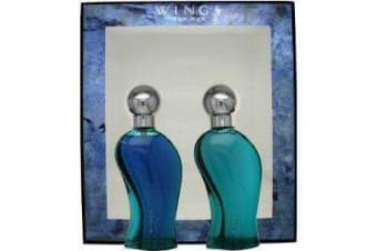 Giorgio Beverly Hills Wings 100ml EDT 2pc Set (M)
