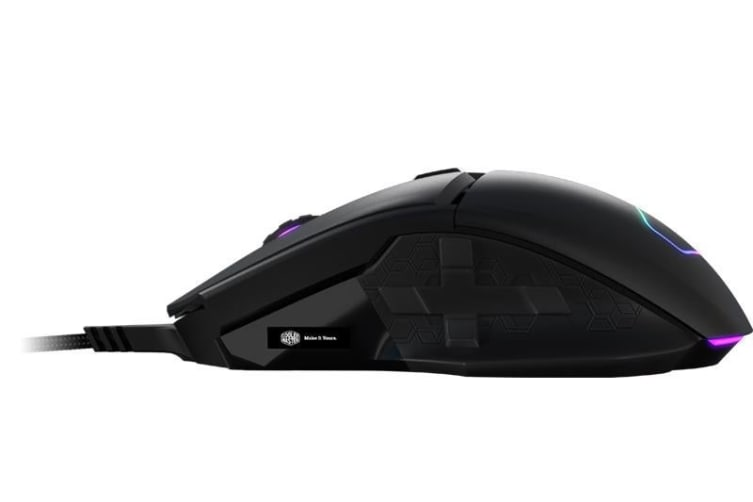 Cooler Master Gaming MM830 mouse USB Optical 24000 DPI Right-hand
