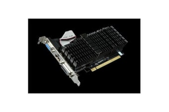 Gigabyte GV-N710SL-1GL 1GB GDDR3 PCI-E Graphics Card