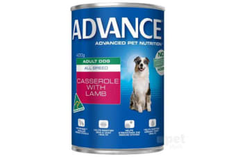 Advance Adult Casserole Lamb Cans - 12cans