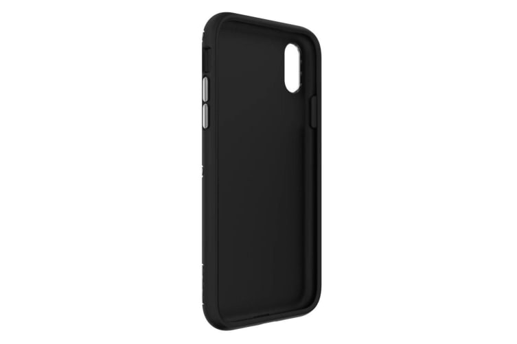 EFM Cayman InStyle D3O Case Armour Cover for Apple iPhone XS Max Karbon Black