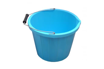ProStable Water Bucket (Light Blue) (3 Gallons)