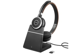 Jabra EVOLVE 65 INCL. CHARGING STAND UC STEREO