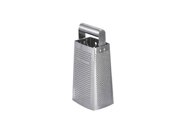 Chef Inox 4 Sided Grater w/ Tube Handle
