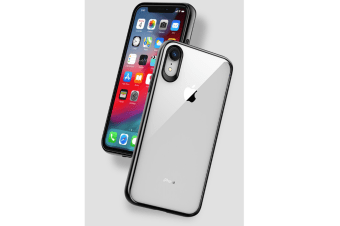 Simple Case Compatible Iphone Xs Max Hard Pc Protective Scratchproof Cover For Iphone Xr,Xs,Xs Max Black Iphone Xs-X