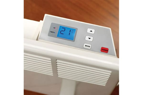 Rinnai 1500W Electric Panel Heater with Delay Timer (GEPH15DTW)