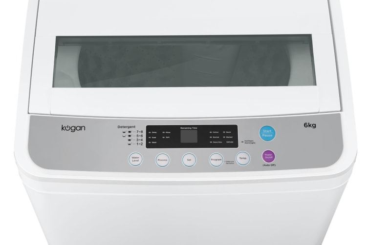 Kogan 6kg Top Load Washing Machine