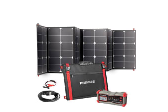 PRIMUS 120W WATT PORTABLE FOLDING SOLAR PANEL BATTERY CHARGER CARAVAN PRI20023