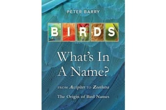 Birds - What's In A Name?
