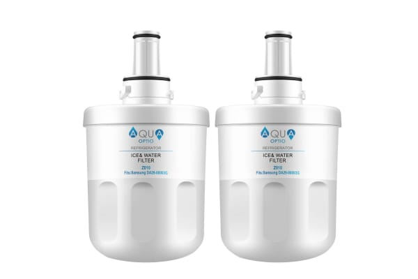 Samsung DA29-00003B DA2900003G Water Filter, HAFCU1 Replacement, 2-Pack