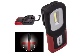 GENTOS FLASHLIGHT TORCH LANTERN LED MAGNETIC DROP DUST PROOF USB RECHARGEABLE