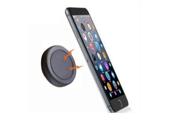In Car Universal Magnetic Quick Snap Mount Holder For Mobile Smart Phone Iphone Gps