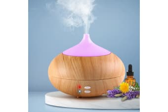 Ultrasonic Aroma Diffuser Aromatherapy Essential Oils Electric Air Humidifier LW