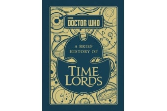 Doctor Who - A Brief History of Time Lords