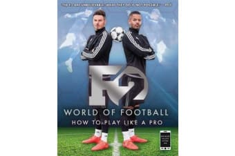 F2 World of Football - How to Play Like a Pro (Skills Book 1)