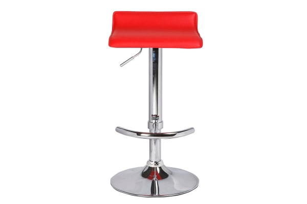 Set of 2 Mika Barstools (Red)