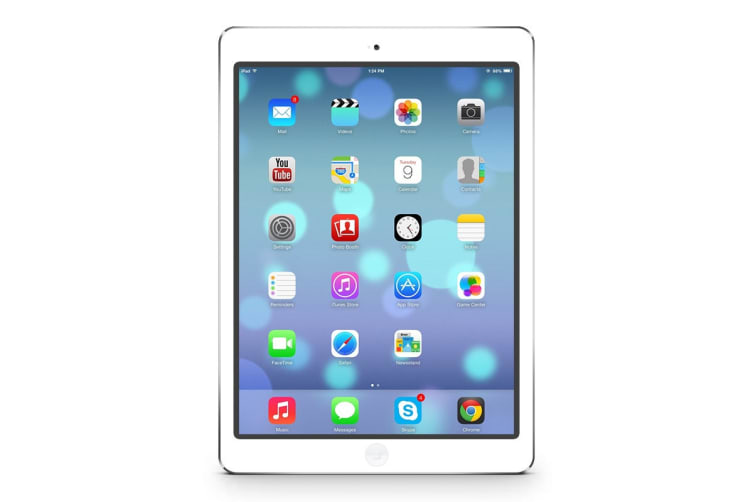 Apple iPad Air 1st Gen (16GB, Wi-Fi, Silver)