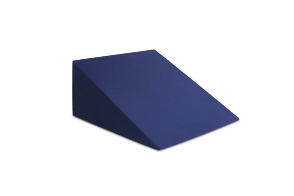 Bed Wedge Support Pillow (Blue)