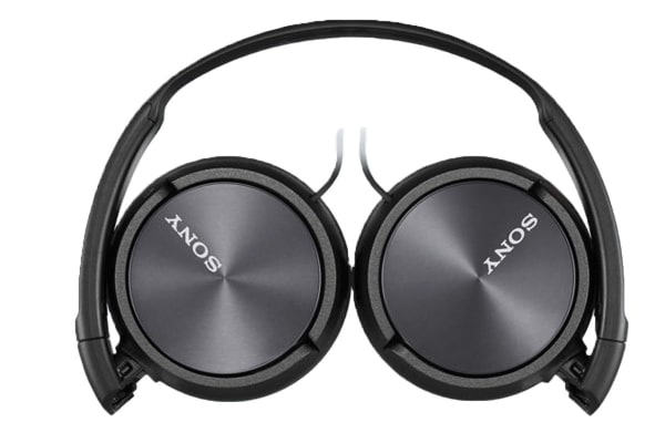 Sony ZX310 Sound Monitoring On Ear Headphones - Black (MDRZX310APB)