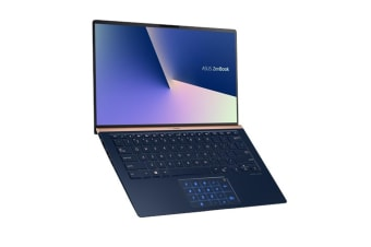 "ASUS Zenbook 14 UX431FA-AM123T Blue Metal Colour Ultrabook 14"" FHD AG Intel i5-10210U 8GB 512GB PCIe"