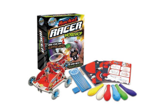 Wild Science Rocket Racer Workshop