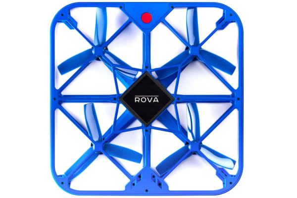 ROVA A10 Blue Flying Selfie Drone FHD Video Camera for Smartphones