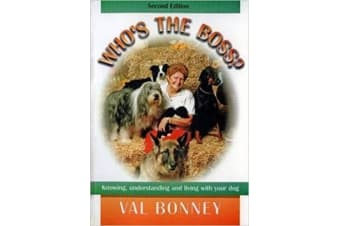 Who's The Boss? - Val Bonney - Book