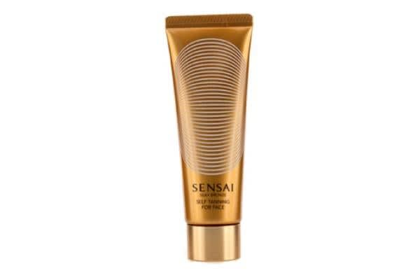 Kanebo Sensai Silky Bronze Self Tanning For Face (50ml/1.7oz)
