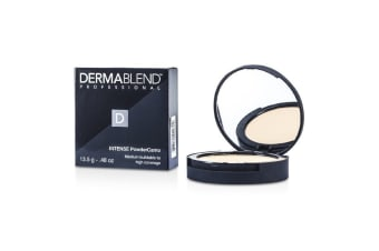 Dermablend Intense Powder Camo Compact Foundation (Medium Buildable to High Coverage) - # Nude 13.5g