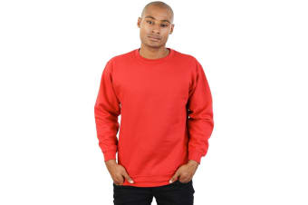 Absolute Apparel Mens Magnum Sweat (Red)