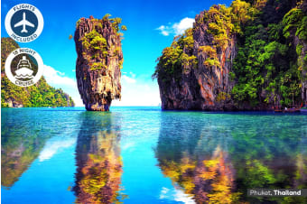 21 Day South East Asia Explorer Cruise Package Including Flights for Two