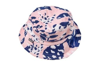 Bonds Baby Stretchies Bucket Hat (Pink)