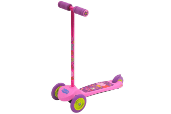 Peppa Pig Lean and Glide Tri-Scooter