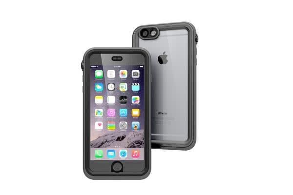 Catalyst Waterproof Case for Apple iPhone 6 Plus - White