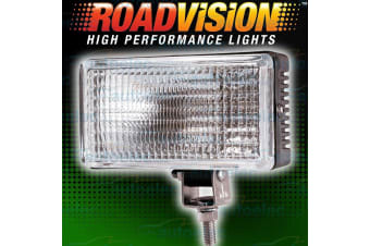 ROADVISION WORK LIGHT LAMP FLOOD TRUCK 4WD UTE TRAY 12V 12 VOLT 55W WATT NS1198