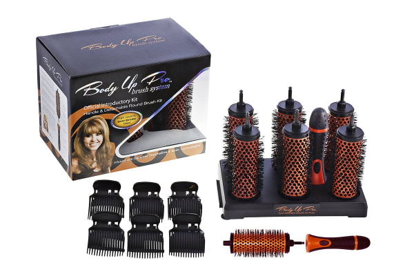 Body Up Pro Hairbrush System Introductory Set  (110086)