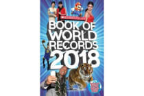 Scholastic Book of World Records 2018 - World Records, Trending Topics, and Viral Moments