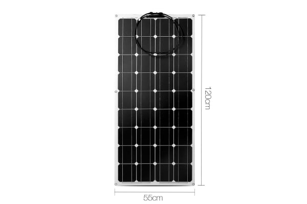 160 Water Proof Flexible Solar Panel