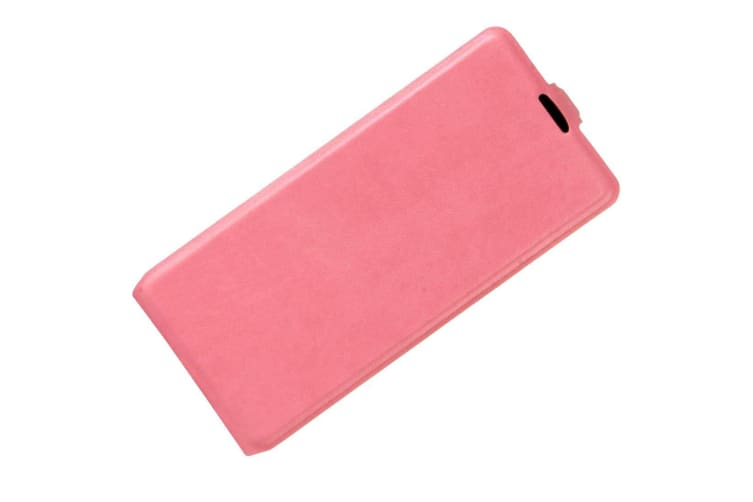 For Samsung Galaxy S8 Case Elegant Vertical Flip Protective Leather Cover Pink