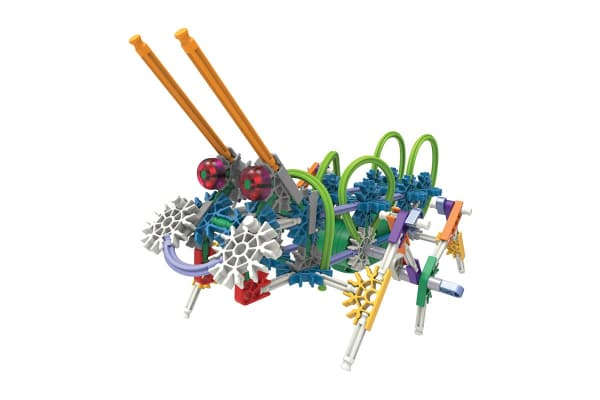 K'Nex Power and Play 50 Model Motorized Building Set