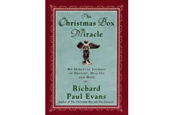 The Christmas Box Miracle - My spiritual Journey of Destiny, Healing and Hope