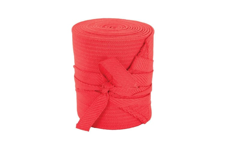 Hy Tail Bandage (Red) (One Size)