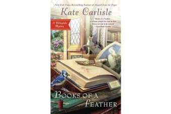 Books Of A Feather - A Bibliophile Mystery
