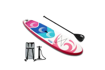 Weisshorn 10FT Stand Up Wide Paddle Board (Blue)