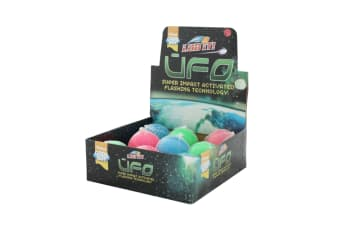Armitage Good Boy UFO Flashing Ball - ASRTD (Assorted)
