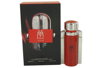 Victor Manuelle Victor Manuelle Red Eau De Toilette Spray 100ml