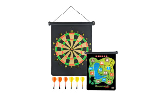 GSI Campground Roll Up Darts Camp Games