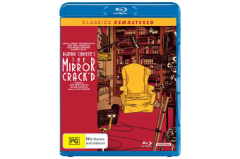 The Mirror Crackd Blu-ray Region B
