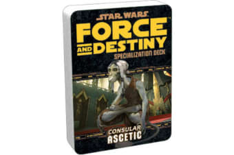Star Wars RPG Ascetic Specialization Deck